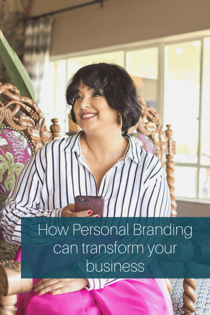 A transformational experience – Personal Branding Photography